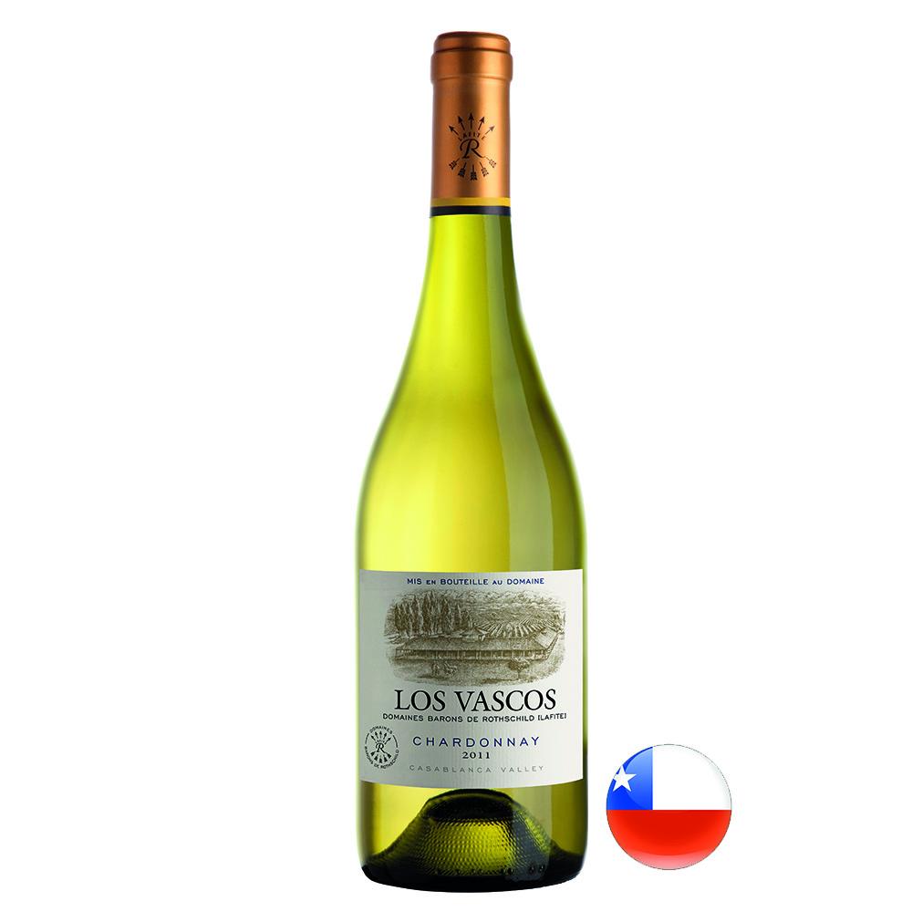 Vinho CHI Los Vascos Chardonnay
