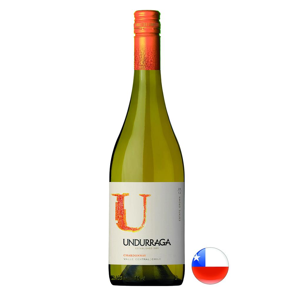 "Vinho CHI Undurraga ""U"" Chardonnay"