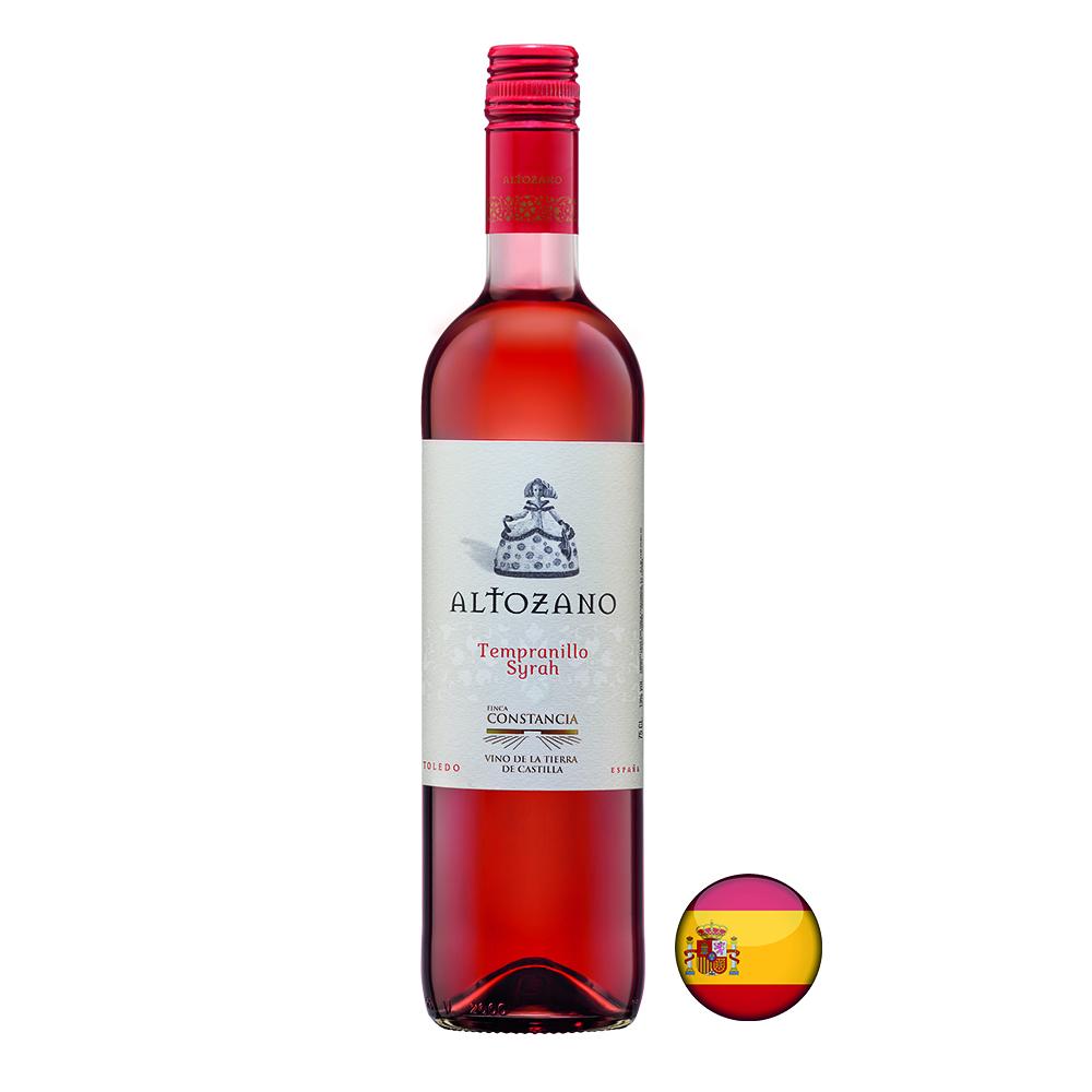 Vinho ESP Finca Constancia Altozano Rosado – González Byass