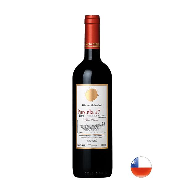 Vinho CHI Parcela #7  Blend – Von Siebenthal